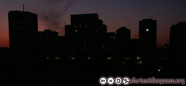 Aforismi di un pazzo | Blackout