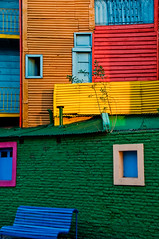 The colors of LaBoca - Buenos Aires, Argentina (MDSimages.com) Tags: world city travel urban southamerica argentina digital photography blog buenosaires media district capital neighborhood processing greater laboca barrio metropolitan hdr riodelaplata travelphotography ciudadautnomadebuenosaires granbuenosaires argentinerepublic michaelsteighner mdsimages hyliteproductions photomike07 mdsimagescom hylitecom