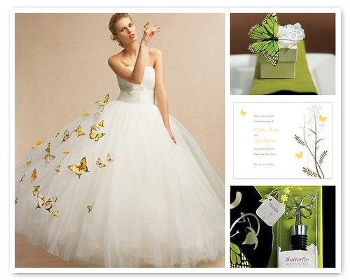 Butterfly Wedding Theme Ideas to Make Your Heart Flutter