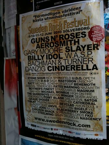 Sweden Rock Festival