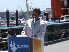 Marcia deVaughn, Deputy GM of BART