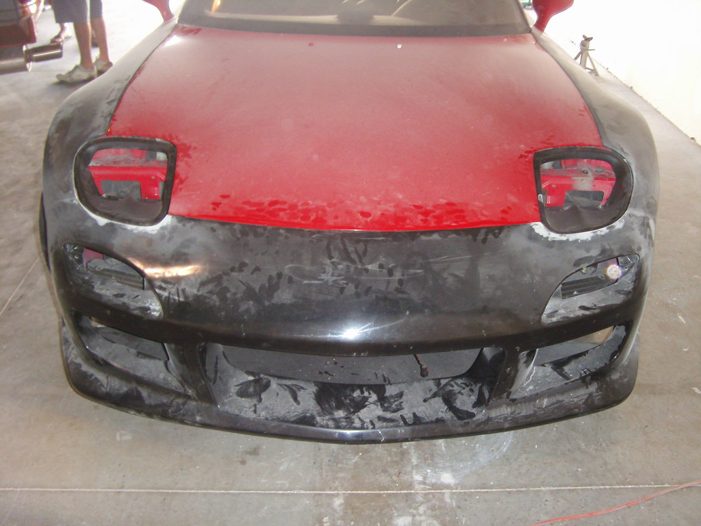 4707331905 e36287538c b Body work and Paint on my 93 FD RX7