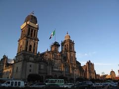 Catedral Metropolitana, D.F.