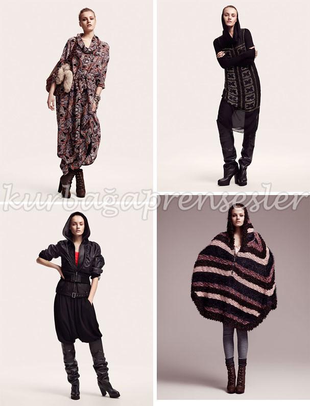 H&M Sonbahar 2010 Koleksiyonu
