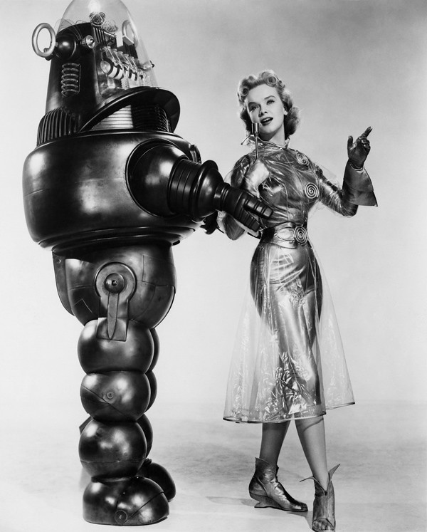 anne francis forbidden planet