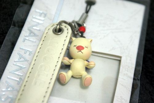 Final Fantasy莫古里モーグリ手