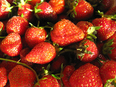 Strawberries!