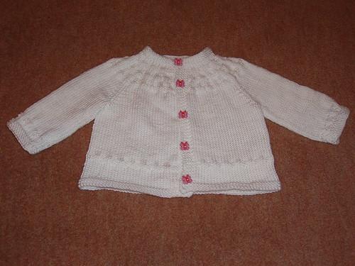 a14ca0cba1d8 Seamless Yoked Baby Sweater