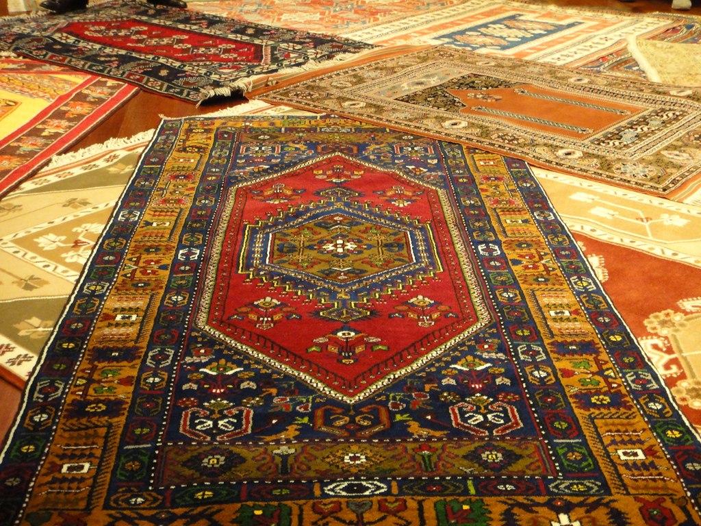 Rugs of Many Colours