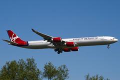 G-VSHY - 383 - Virgin Atlantic Airways - Airbus A340-642 - 100617 - Heathrow - Steven Gray - IMG_3951