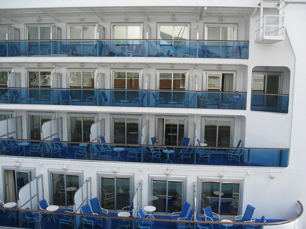 Diamond Sapphire C742 Amp C747 Balcony Photo Cruise Critic
