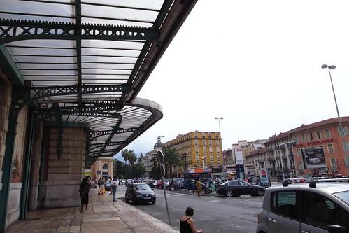 尼斯火車站