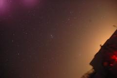 Light dome from Saskatoon 40 km away (Space Ritual) Tags: sky stars observatory astronomy dimex Astrometrydotnet:status=solved Astrometrydotnet:version=14400 sleafored Astrometrydotnet:id=alpha20100715057203