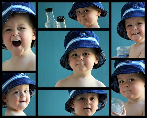 The Many Faces of Robby - Twin Falls, Idaho - 2010