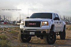 (Talal Al-Mtn) Tags: blue red car canon automobile shot automotive rover kuwait v8 talal q8 kwt 450d canon450d lm10 almtn talalalmtn bytalalalmtn