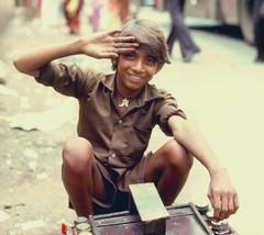 Shoe Shine, India