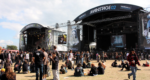 Main Stage 01 & Main Stage 02