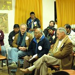 Discussing agricultural research in Bolivia and Peru 02 by