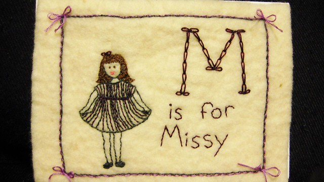Birthday card for Missy!