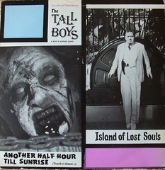 The Tall Boys - 45rpm - 1982 - Ace Records NS 79