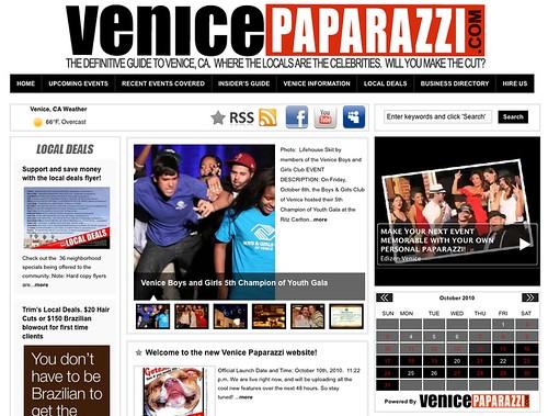 Venice Paparazzi