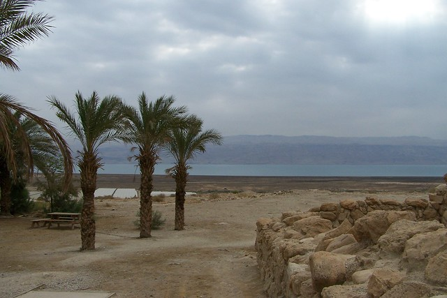 Qum'ran and Dead Sea, Israel