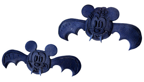 Mickey and Minnie Vampire Bats