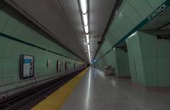 Where is my train (Dan Cronin^) Tags: toronto dan subway photography photographer ttc tracks tunnel trains subwaystation cronin torontotransitcommission dancronin dancroninjpg wwwacityreflectedcom