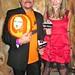 Scott Lund, Tara Hunnewell, Bel Air Magazine Halloween Party