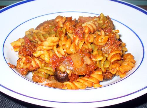 2010-10-29 - Pasta with Veggies - 0003