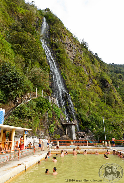 Baños' Thermal Baths