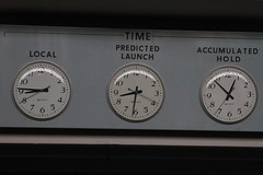 Apollo 8 Clocks