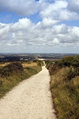 There's a Road to the Top! (doublejeopardy) Tags: cornwall lanner carnmarth