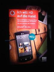 Testfoto LG E900 OPTIMUS 7