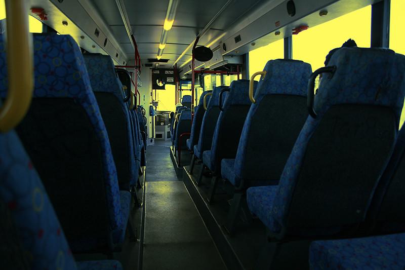 Åka buss!!!!!