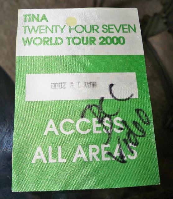 Tina Turner by SteveThompson