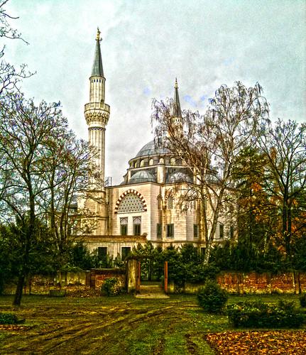 Şehitlik-Moschee