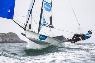 EBTeam © Pedro Martínez/Sailing Energy