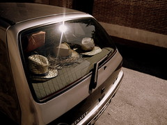 hats (elinapoisa) Tags: summer caliente hat vacation car