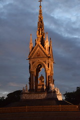 DSC_5343 (photographer695) Tags: hyde park london the albert memorial is situated kensington gardens commissioned by queen victoria memory her beloved husband prince who died typhoid 1861
