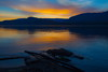 Tranquil (stevenbulman44) Tags: shuswap canon 1740f40l water reflection mountain dof tripod britishcolumbia sunset outdoor landscape