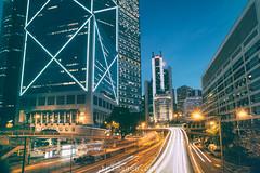 Hong Kong, Central at night (Tu_images) Tags: asia asian building buildings central china cities city cityscape exposure hong hongkong kong landscape light long metropolis night skyscraper skyscrapers traffic trail trails urban urbanity
