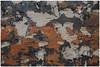 Des crépis ! (Pi-F) Tags: crépis couleur negligé mauvais état ecaillé peinture entretien rouille noir blanc ciment couverture couche