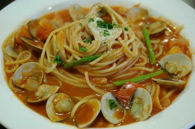 [新店市]橄欖義大利麵