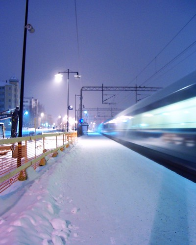 HPIM7636. Express train