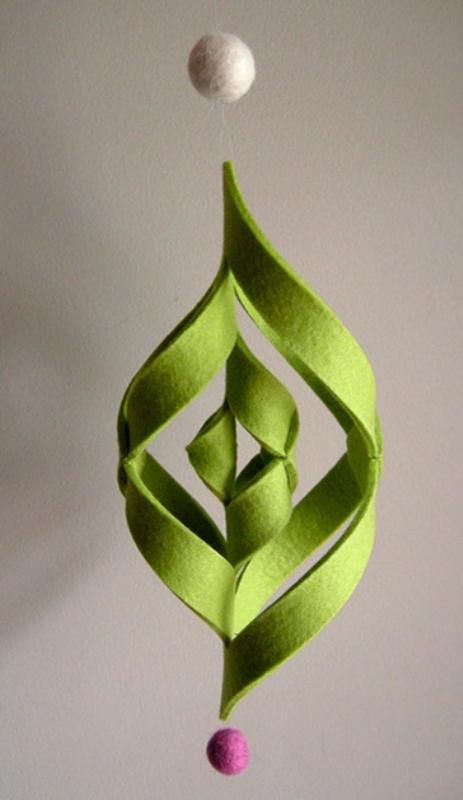 Felt Ornament by Betz White 2