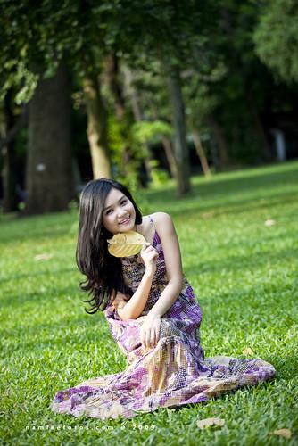 Thiếu nữ Sài Gòn