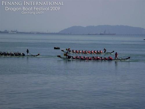 Penang International Dragon Boat Festival 2009