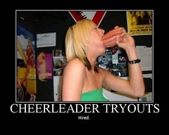 demoto funny (14) (Viper12) Tags: hotdog posters motivation cheerleader tryouts demotivation