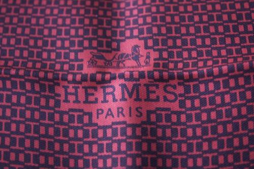 Hermès Scarf-Tie4